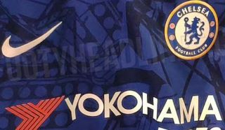 b7a6e9b267d (Photos) Chelsea 2019 20 home kit leaked online and looks superb