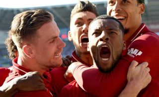 3ab0ad5ed41 How half-time chat helped Liverpool outsmart Cardiff on opening goal by  Georginio Wijnaldum