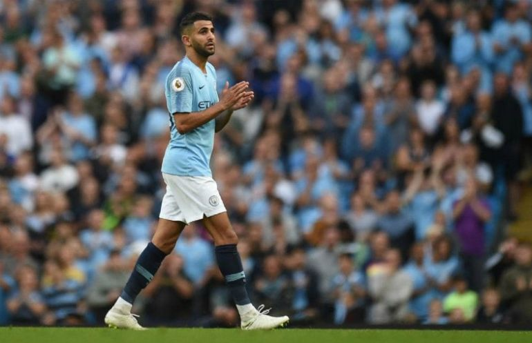 Riyad Mahrez Arsenal transfer odds