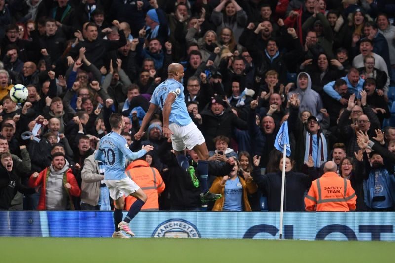 Kompany faced drug test after sealing win over Leicester City