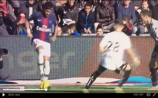 neymar skill vs angers