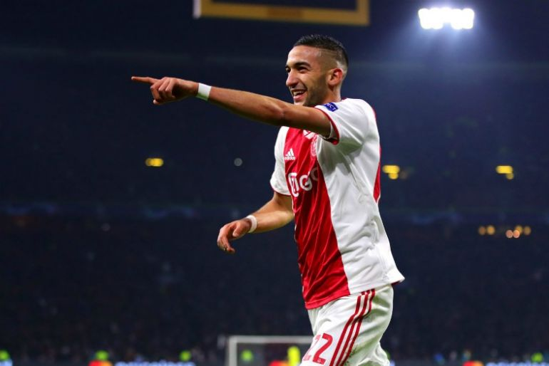 Image result for hakim ziyech chelsea