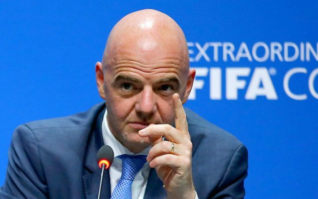 FIFA confirm SHOCK World Cup 2022 u-turn | CaughtOffside