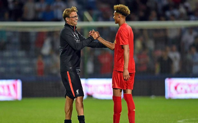 Liverpool starlet tweets clarification on his future after misunderstanding | CaughtOffside