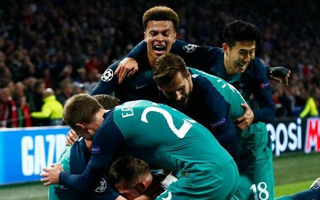 Tottenham's Trippier on Kane team talk vs Ajax