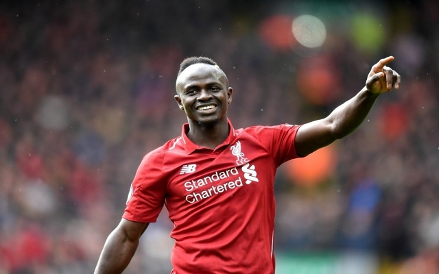Image result for Mane liverpool
