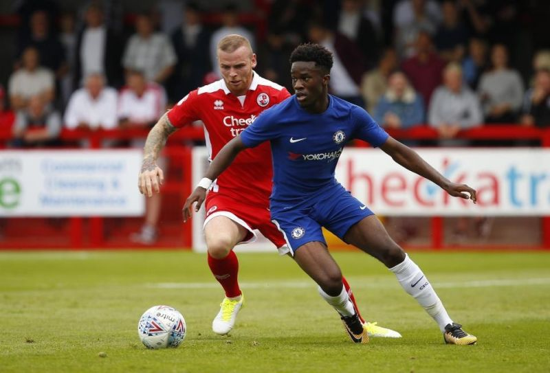 Ike-Ugbo-in-action-for-Chelsea