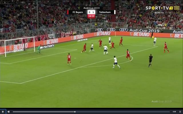 Tottenham Vs Bayern