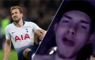 Video: Fans fume as LFC man Elliott mocks Harry Kane