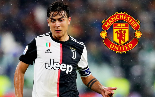 Image result for dybala man united