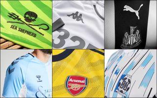 hot sale online 7830d 40075 Best 2019/20 new kits Arsenal Tottenham