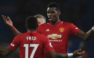 competitive price 261b5 ce338 Solskjaer says Fred will stay at Manchester United