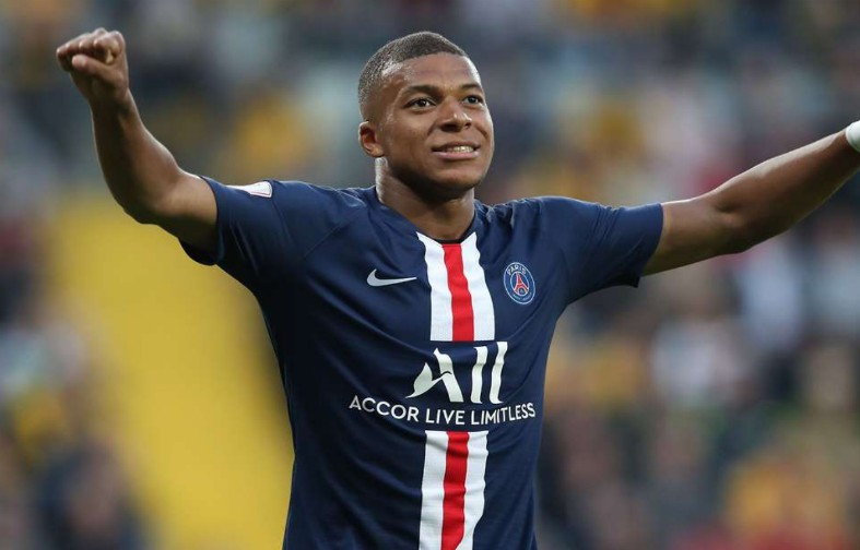 new styles a4970 e339c Real Madrid want to sign Kylian Mbappe next Summer