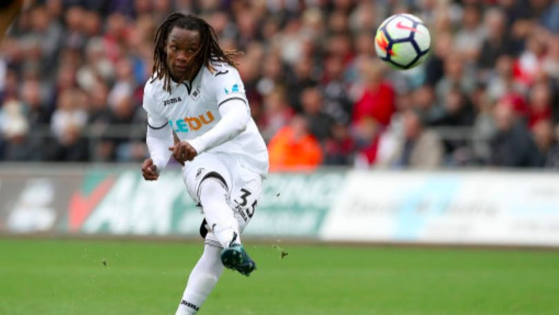 Renato Sanches did not have a happy time in Wales