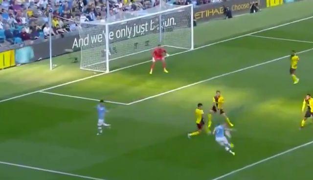 Video: De Bruyne goal in Man City rout vs Watford