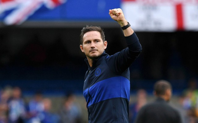 Chelsea manager Lampard promised transfer budget of £150m