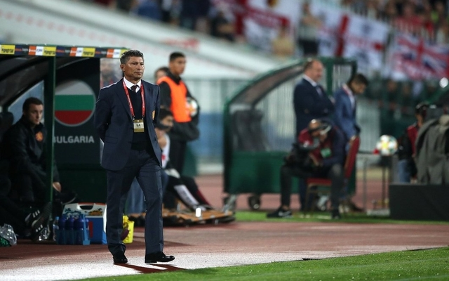 Bulgaria manager's statement on racist abuse of England players
