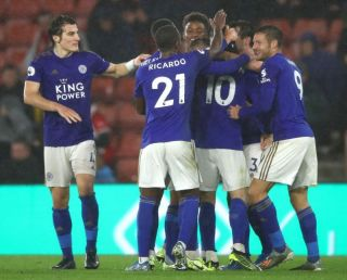 Leicester City Make Premier League History After 9 0 Win