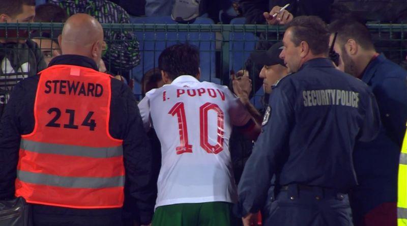 'I felt embarrassed' - Bulgaria captain Ivelin Popov on racism shame after England clash