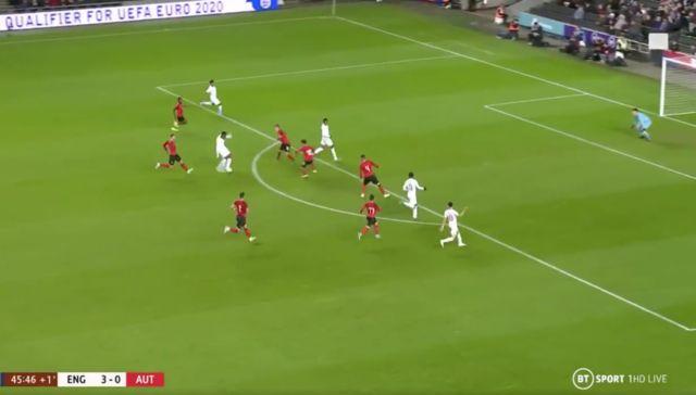 Video: Callum Hudson-Odoi scores immense solo goal to complete his brace in England U21's vs Austria