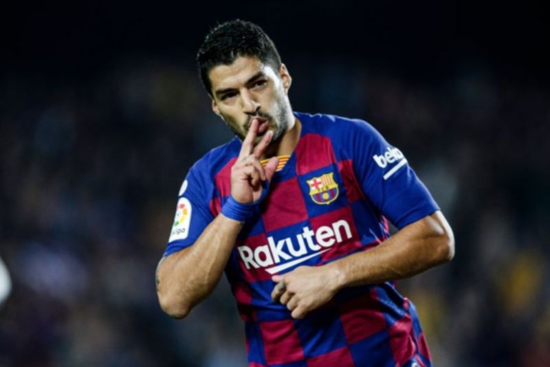 hints pursuing Barcelona approval at of Suarez Lautaro