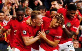 Man United Ace Claims He S A Better Dancer Than Pal Lingard