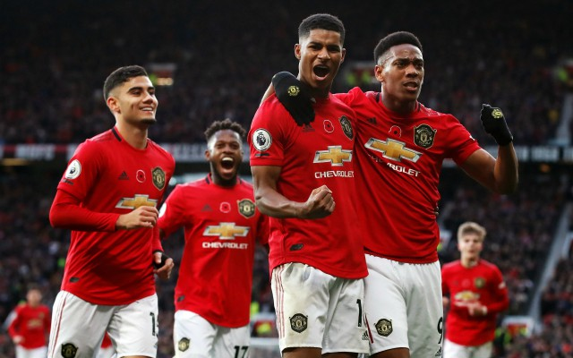 BBC Premier League team of week: Man Utd duo get nod in XI
