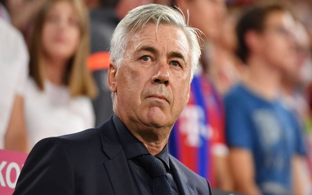 Ancelotti agrees to become Everton manager, report claims