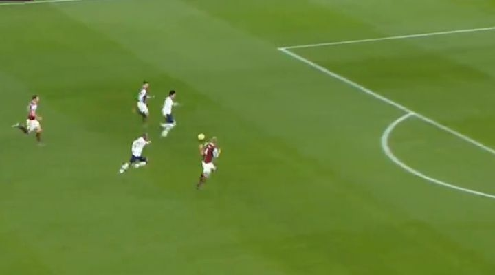 vs Heung-min Son video Burnley goal Tottenham