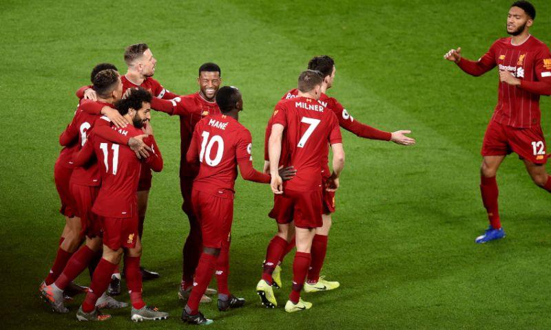 Liverpool's Henderson called the best midfielder in the world