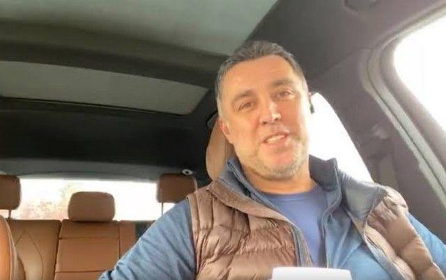 Hakan Sukur working as Uber driver in USA
