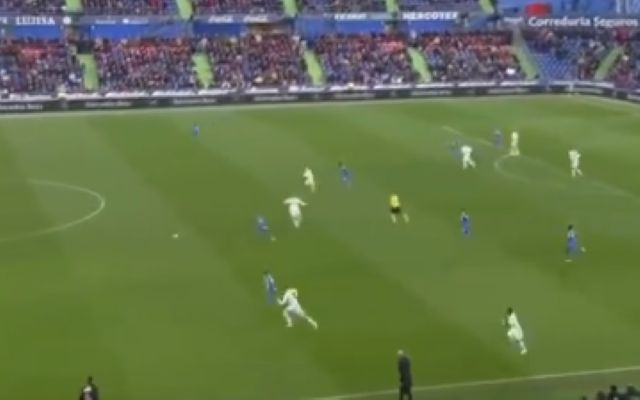 Video: Luka Modric goal Real Madrid vs Getafe 3-0