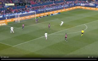 Video Jovic Scores First Goal For Real Madrid Since October