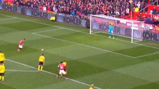 Bruno Fernandes Penalty Video Man United Vs Watford