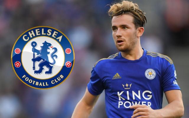 Ben Chilwell set for medical at Chelsea