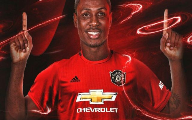 Man United ban Odion Ighalo from training due to coronavirus