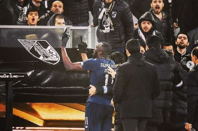 Moussa Marega sends strong message to fans that abused him and ref who BOOKED him for walking off