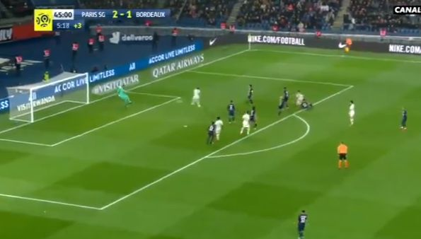 Video: Sergio Rico SHOCKER leads to PSG conceding comical goal against Bordeaux
