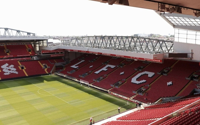 Excellent news for Liverpool and Everton as City Council to approve return of fans to Anfield and Goodison Park