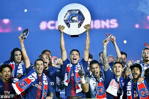 PSG To Be Crowned Champions Will Premier League Follow
