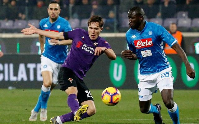 Juventus Cleared To Sign Federico Chiesa From Fiorentina