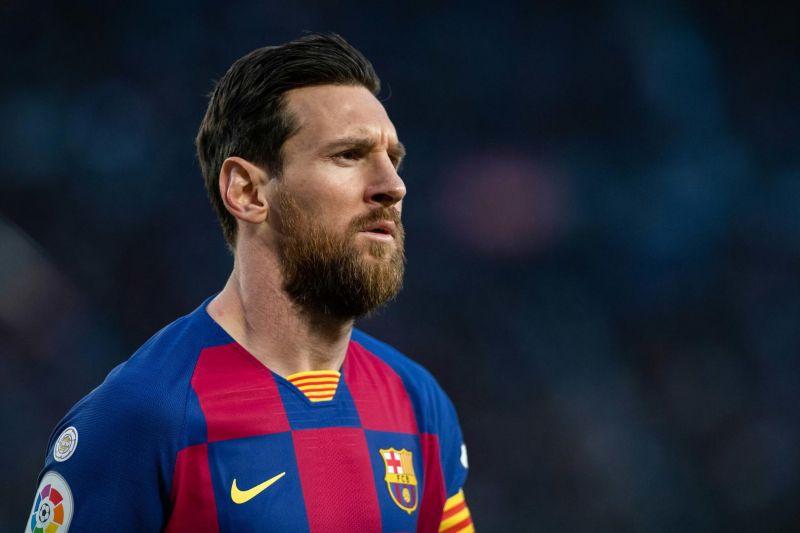 Barcelona confirm minor Messi injury
