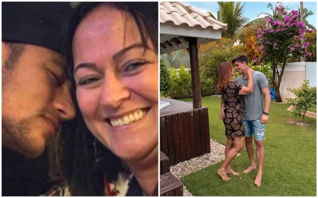 Neymar Mum Dating 22 Year Old