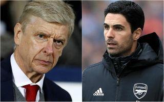 Arsenal Legend Wenger Tips Henry As Arteta Successor