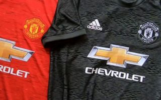 Man United 2020 21 Home And Away Kits Leaked