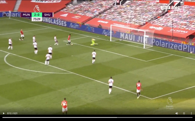 Video: Martial ends 7-year Man United with PL hat-trick