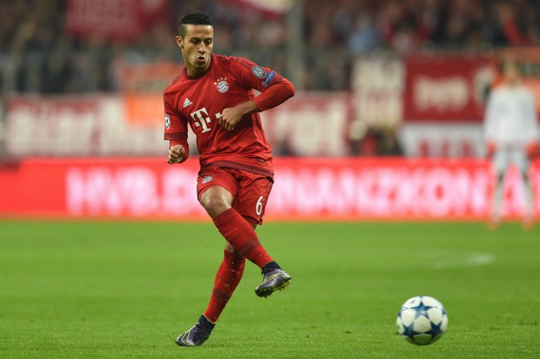 'Anything Can Happen,' Says Thiago Alcantara on Potential ...