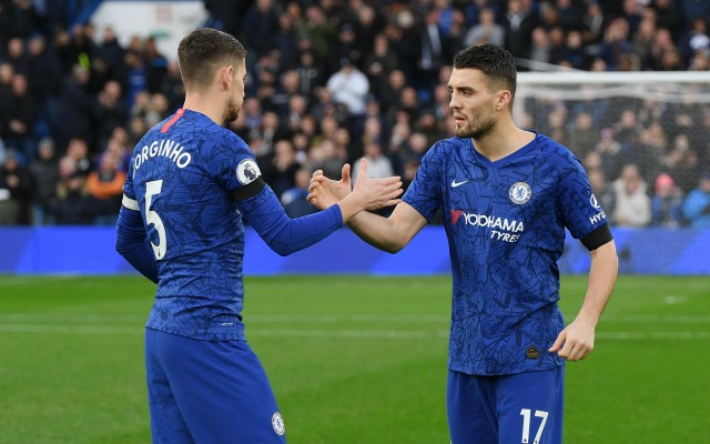 Juventus Want To Sign Alonso And Jorginho From Chelsea