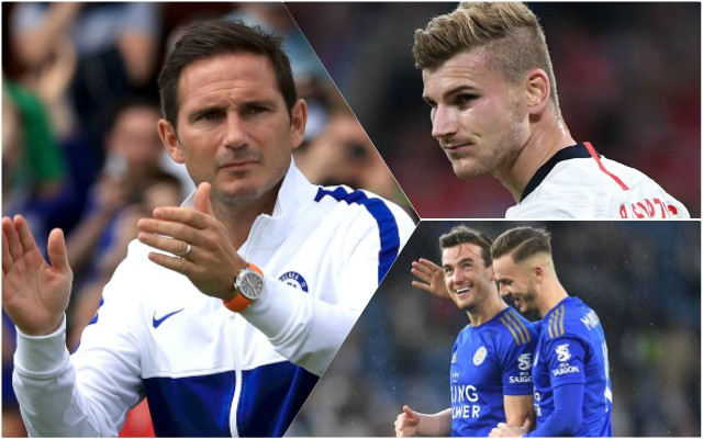 Chelsea transfer news: Werner, Chilwell updates