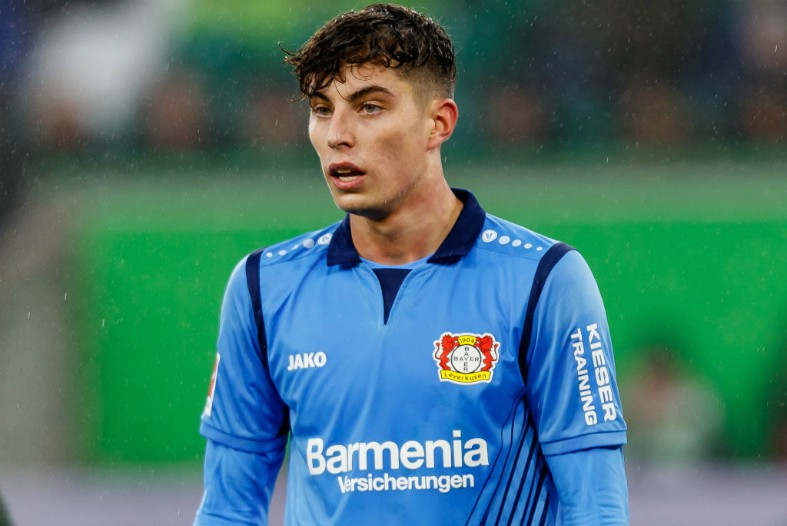 havertz blue kit